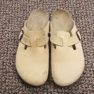 Birkenstock Clog Leather 38